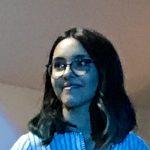 Camila, en concierto de estudiantes de TUTEMPO academia musical