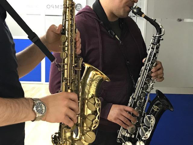 clase saxofon