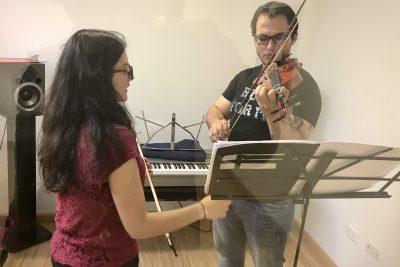 clase violin 3