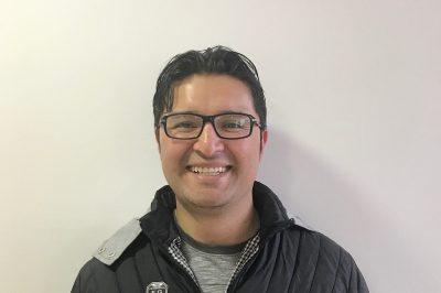 Rafael Guzmán, profesor en academia musical TUTEMPO